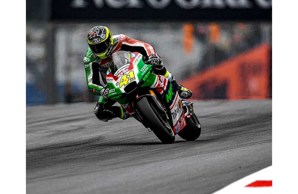ALEIX ESPARGARÓ FAST ON THE FIRST DAY IN AUSTRIA_3