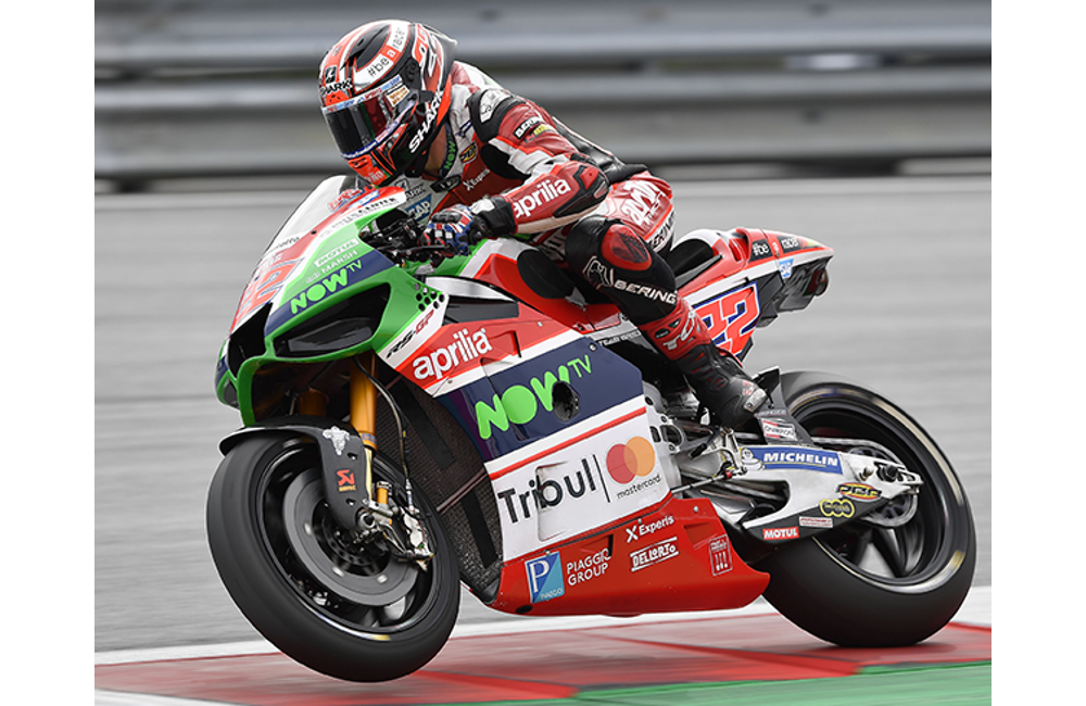 APRILIA RIDERS UNABLE TO FIND CONFIDENCE IN THE SOFT TYRE USED IN QUALIFYING_3