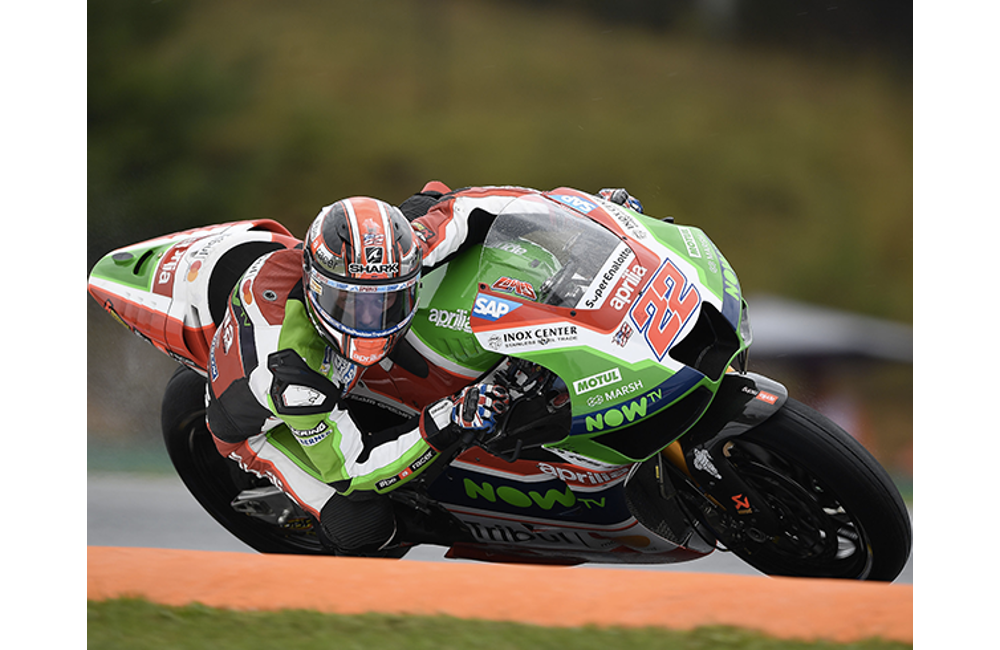 A GOOD START FOR APRILIA AT THE BRNO GP_1