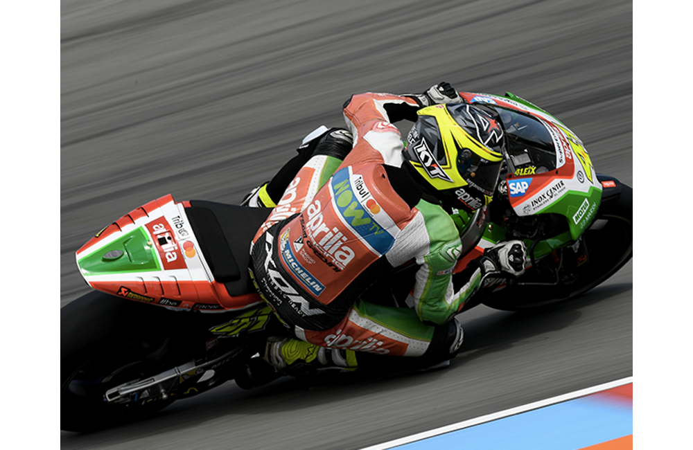 A GOOD START FOR APRILIA AT THE BRNO GP_2