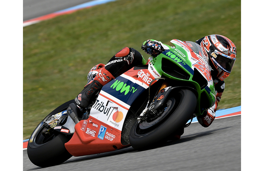 A GOOD START FOR APRILIA AT THE BRNO GP_3