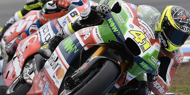 ESPARGARÓ PLAYS A KEY ROLE IN THE RACE, TAKING A GOOD EIGHTH PLACE FINISH IN BRNO DESPITE A PENALTY_thumb