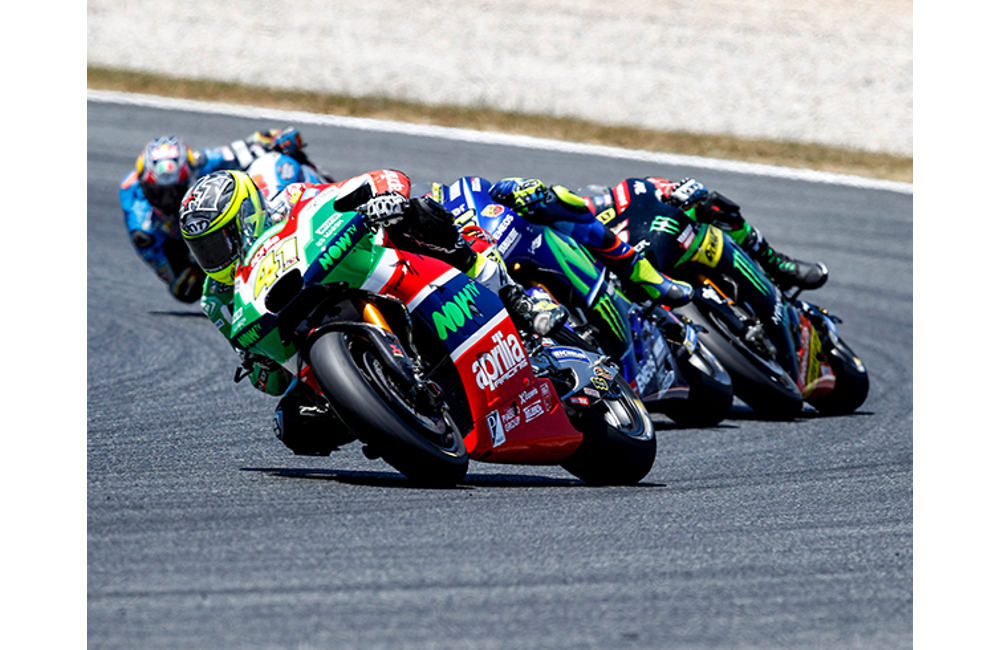 ALEIX ESPARGARÓ, AFTER A PERFECT WEEKEND, FORCED TO STOP IN THE RACE_1