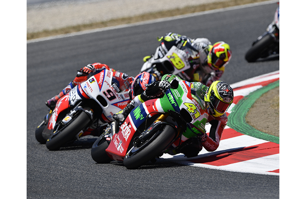 ALEIX ESPARGARÓ, AFTER A PERFECT WEEKEND, FORCED TO STOP IN THE RACE_3