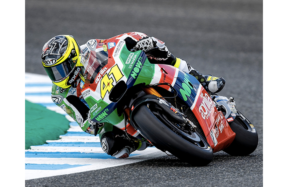 TOP-10 BOTH ON THE DRY AND WET FOR ALEIX ESPARGARÓ_0