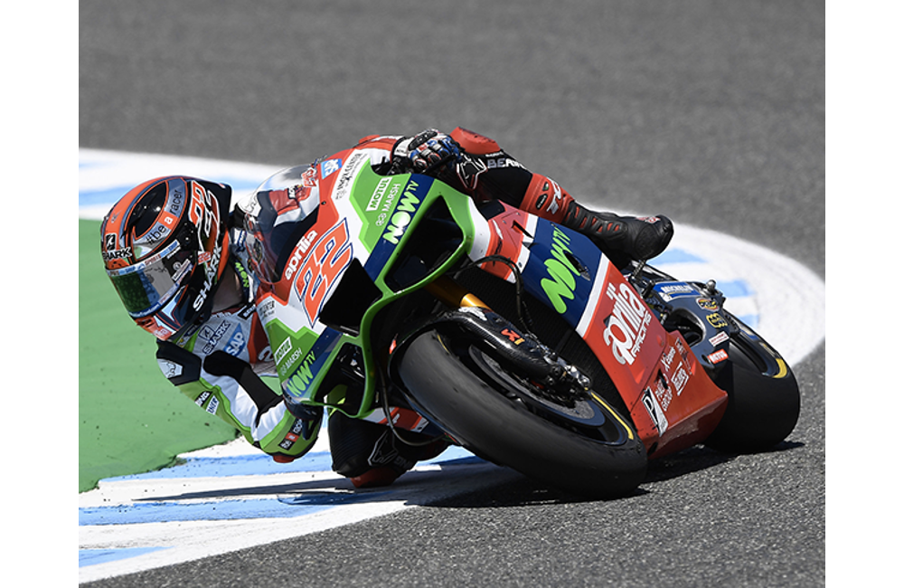 A GOOD TOP-10 PLACEMENT FOR ALEIX ESPARGARÓ AFTER A DEMANDING RACE_1