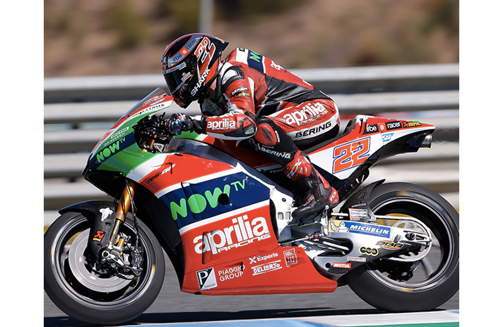 A POSITIVE DAY OF TESTS FOR APRILIA AT JEREZ DE LA FRONTERA_1