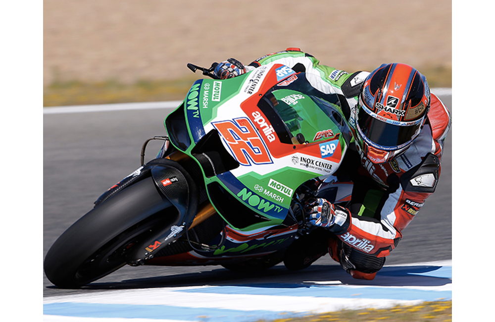 A POSITIVE DAY OF TESTS FOR APRILIA AT JEREZ DE LA FRONTERA_3
