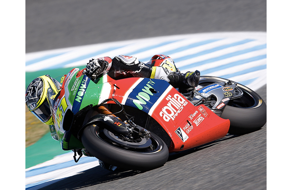 A POSITIVE DAY OF TESTS FOR APRILIA AT JEREZ DE LA FRONTERA_2
