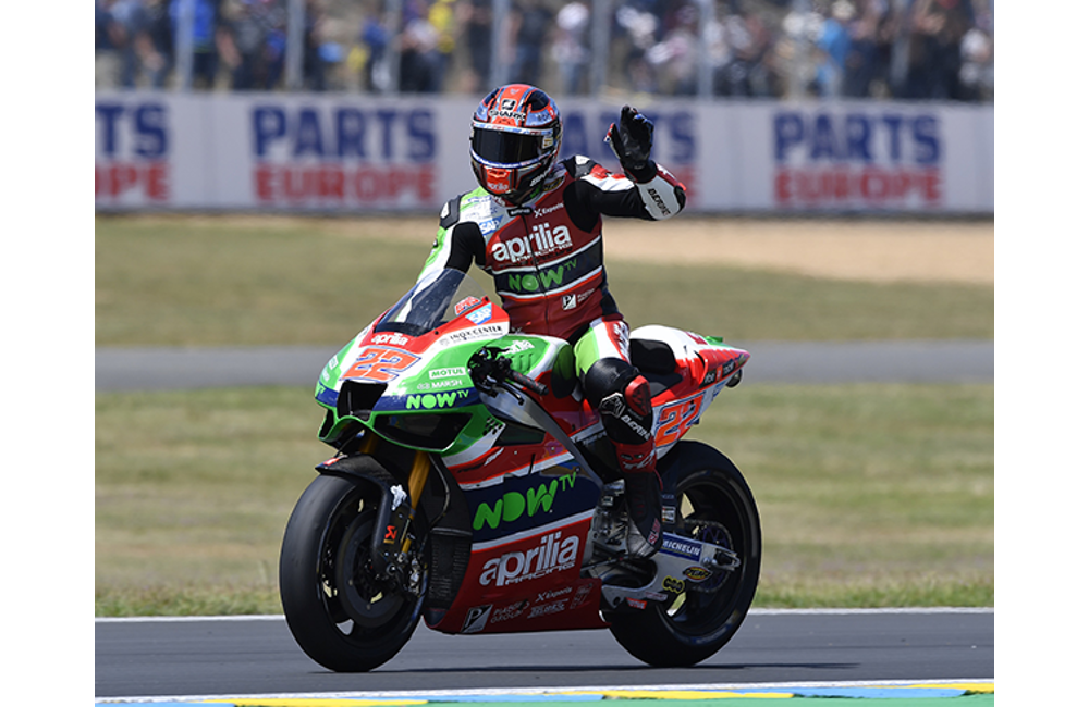 ESPARGARÓ FORCED TO RETIRE WHILE MAKING ONE OF THE BEST COMEBACK RIDES OF THE SEASON_0