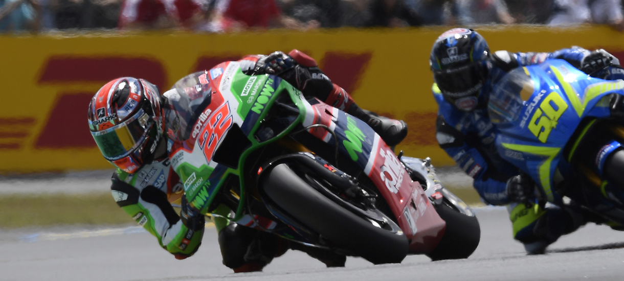 ESPARGARÓ FORCED TO RETIRE WHILE MAKING ONE OF THE BEST COMEBACK RIDES OF THE SEASON