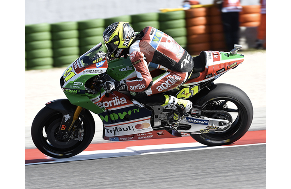 ALEIX ESPARGARÓ LAPS SIX TENTHS BEHIND THE LEADER AND LAYS THE FOUNDATION FOR QUALIFYING TOMORROW_0