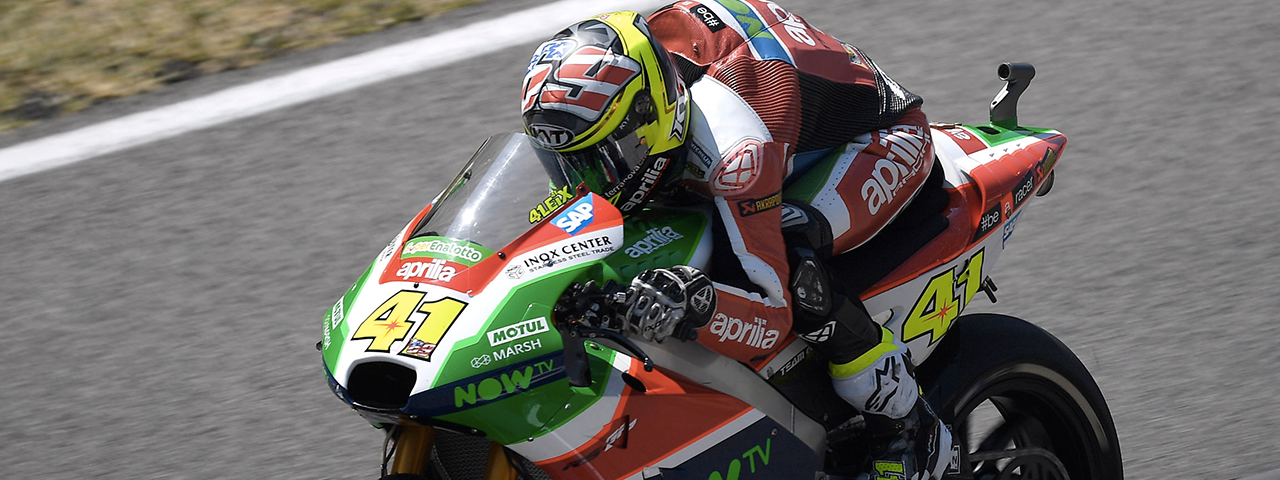 ONLY A PENALTY FOR A JUMP START PUT THE BRAKES ON ESPARGARÓ'S AMBITIONS AT MUGELLO