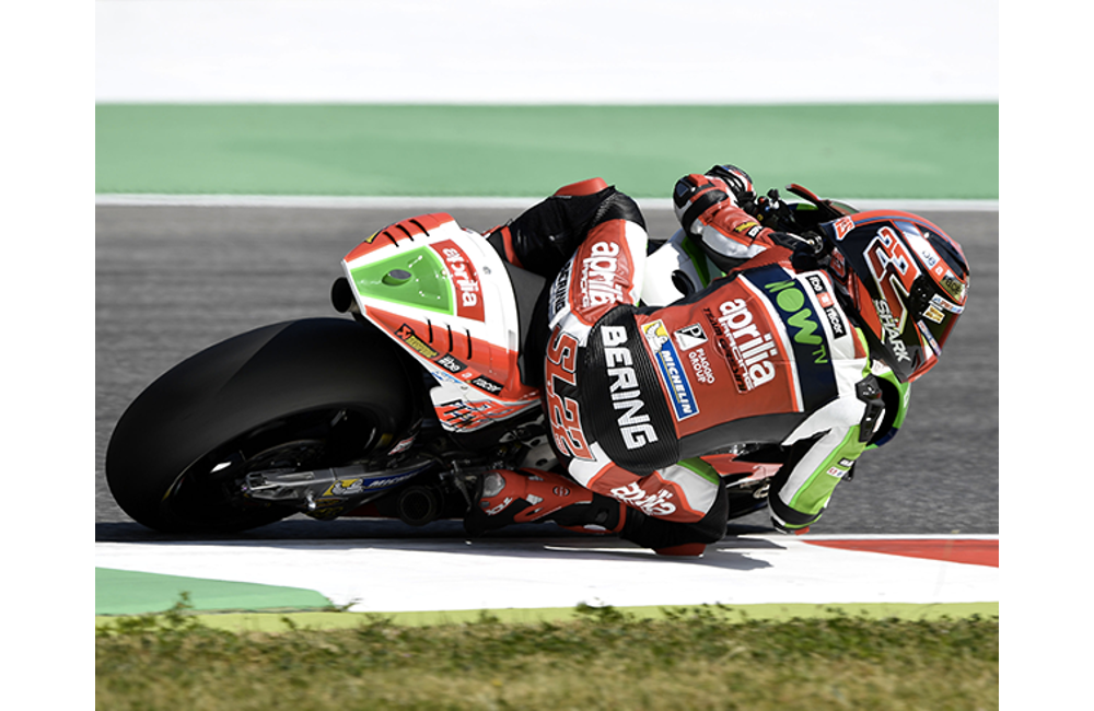 ONLY A PENALTY FOR A JUMP START PUT THE BRAKES ON ESPARGARÓ'S AMBITIONS AT MUGELLO_1