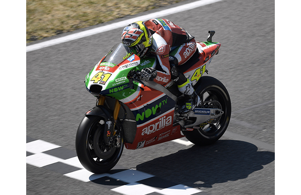 ONLY A PENALTY FOR A JUMP START PUT THE BRAKES ON ESPARGARÓ'S AMBITIONS AT MUGELLO_2