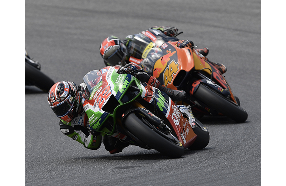 ONLY A PENALTY FOR A JUMP START PUT THE BRAKES ON ESPARGARÓ'S AMBITIONS AT MUGELLO_3