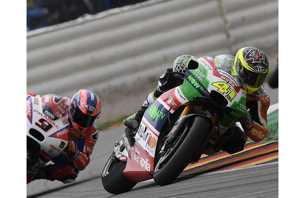 A NICE SEVENTH PLACE RACE FINISH FOR ALEIX ESPARGARÓ WHO CLOSES OUT THE WEEKEND AS A PROTAGONIST_1