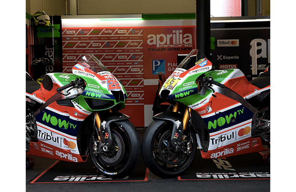 PIAGGIO GROUP AND APRILIA RACING AGREE LONG-TERM PARTNERSHIP WITH TRIBUL | MASTERCARD®_0