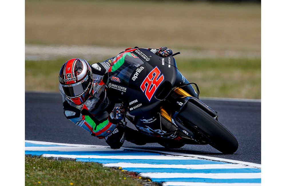 MOTOGP - APRILIA CONTINUES TO GROW IN AUSTRALIA_1