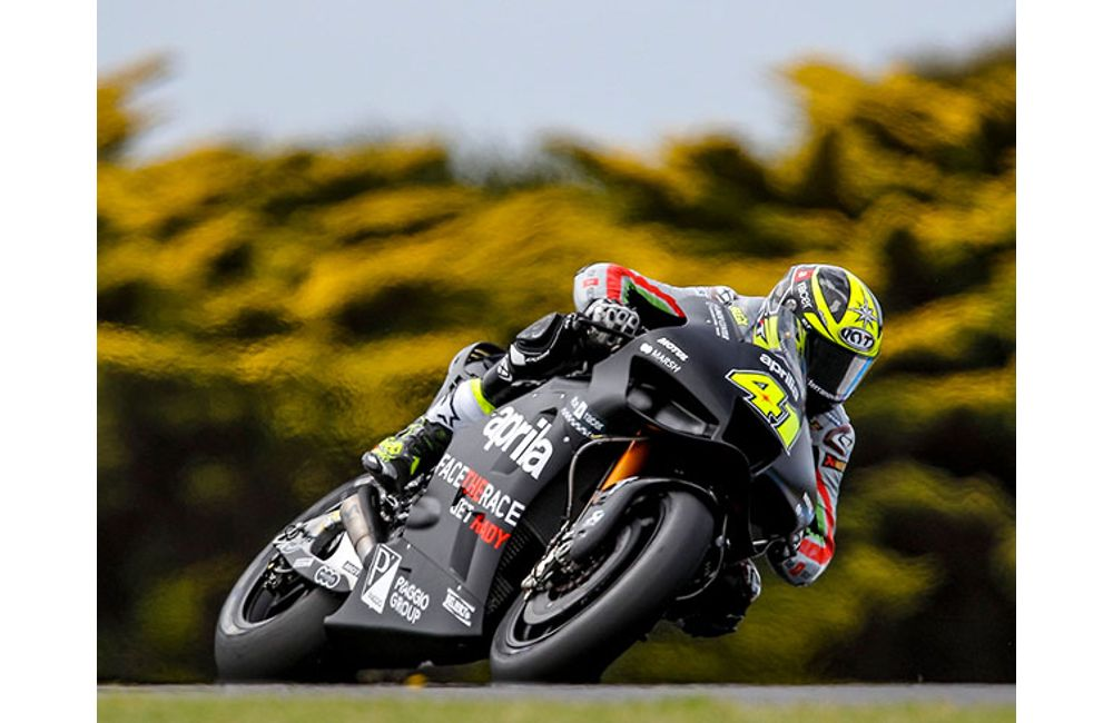 MOTOGP - APRILIA CONTINUES TO GROW IN AUSTRALIA_2