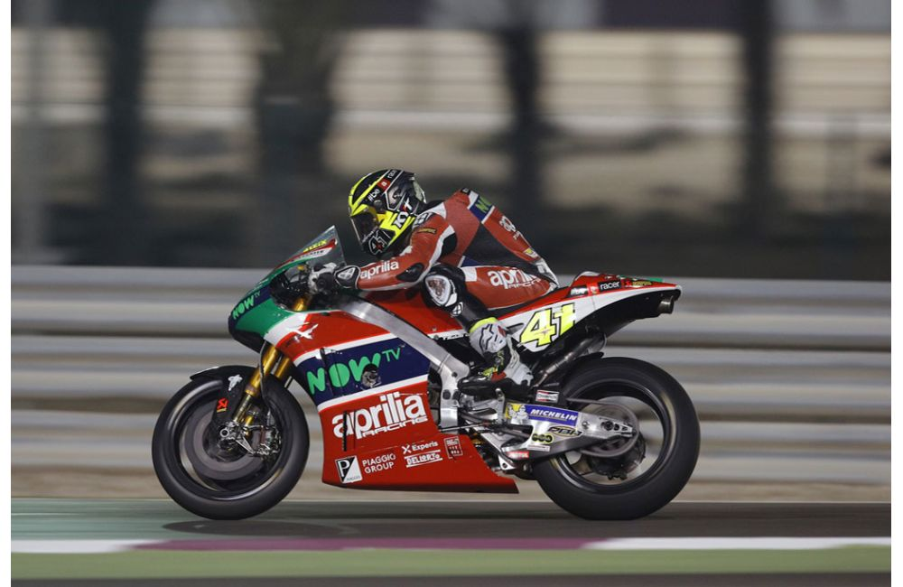 MOTOGP - TESTS IN QATAR - DAY 3_4