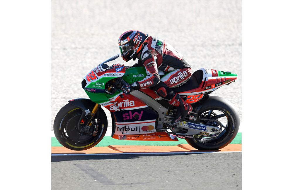 VALENCIA GP - QUALIFYNG SESSION_1