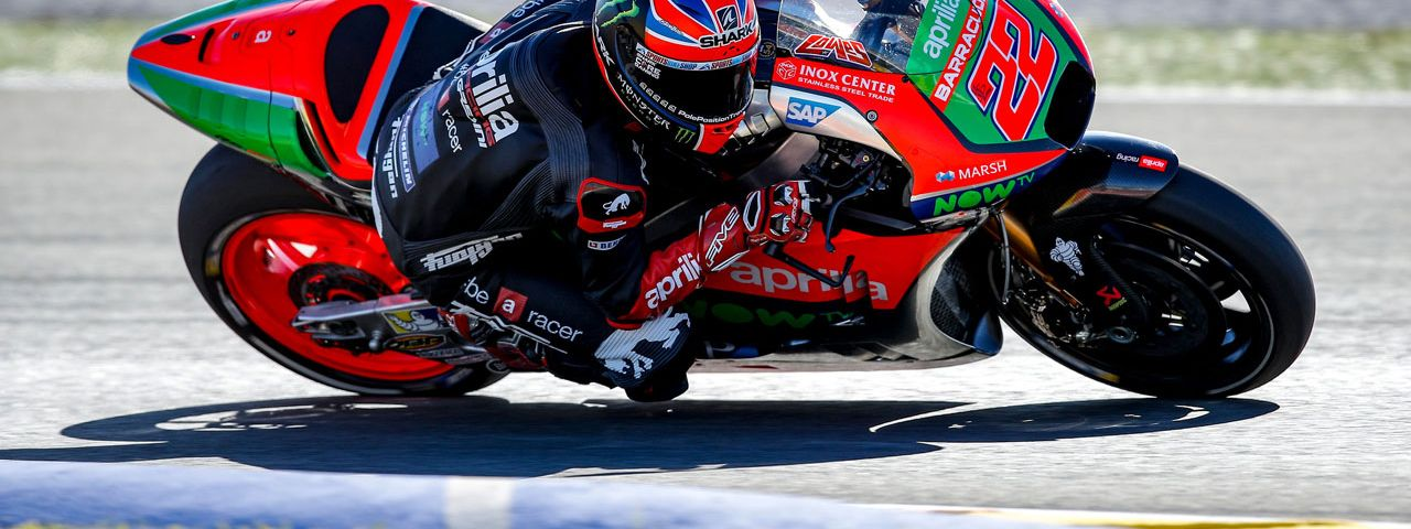 BACKTOWORK24 PARTNER OF APRILIA RACING