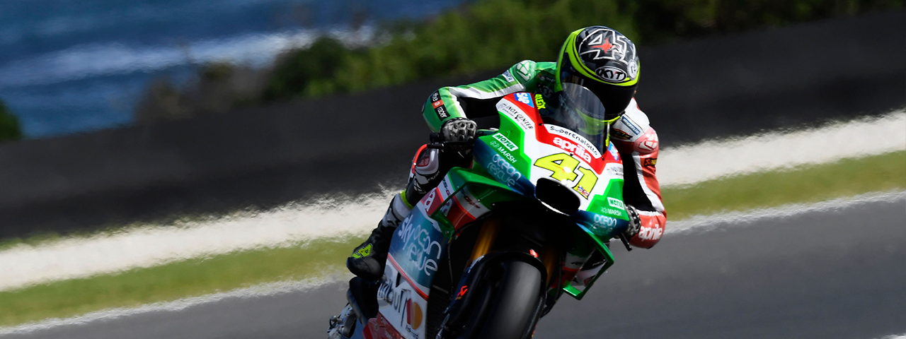 PHILLIP ISLAND GP - RACE
