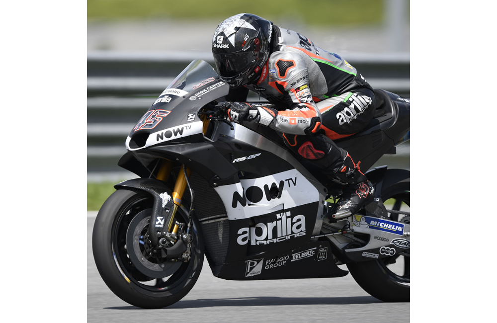 SATISFACTION FOR APRILIA IN THE SEPANG MOTOGP TESTS_0