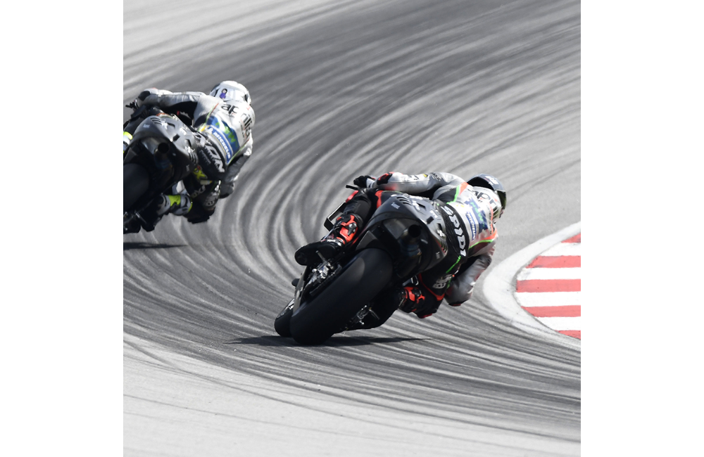 SATISFACTION FOR APRILIA IN THE SEPANG MOTOGP TESTS_1