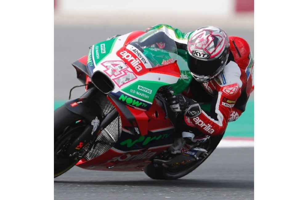 ABLEREX IN MOTOGP FOR THE FIRST TIME WITH APRILIA TEAM GRESINI_0