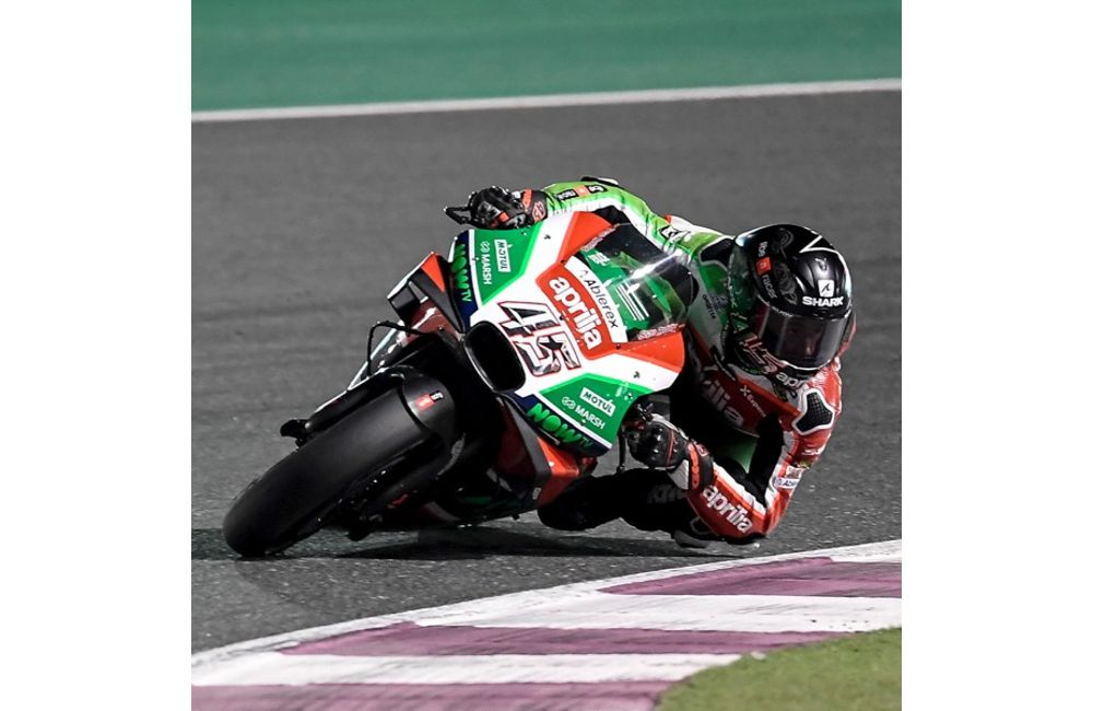 ABLEREX IN MOTOGP FOR THE FIRST TIME WITH APRILIA TEAM GRESINI_1