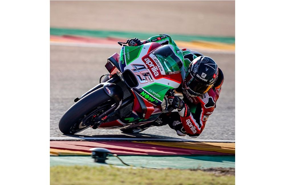 ALEIX ESPARGARÓ WILL START FROM THE FIFTH ROW IN THE GP OF ARAGÓN_1