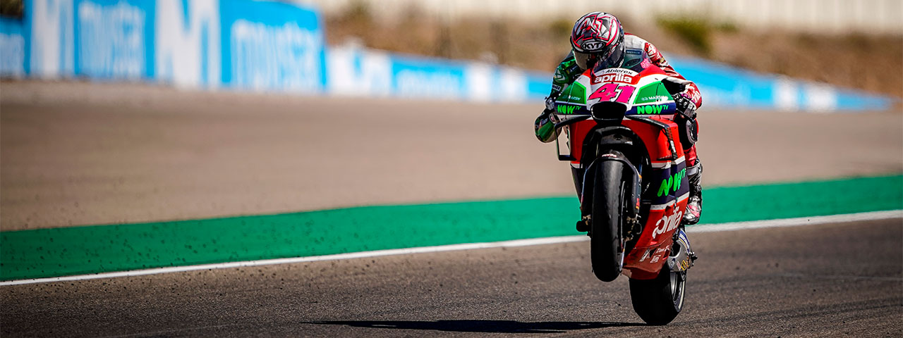 GREAT RACE FOR ESPARGARÓ, SIXTH IN ARAGÓN