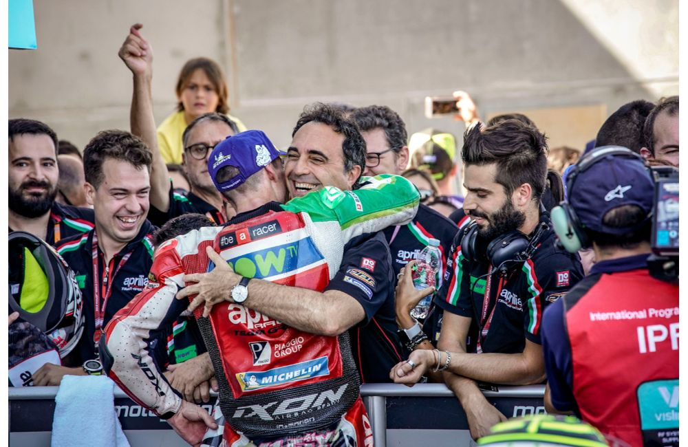 GREAT RACE FOR ESPARGARÓ, SIXTH IN ARAGÓN_0