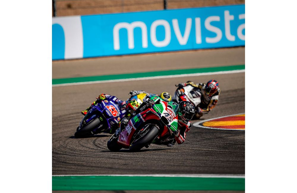 GREAT RACE FOR ESPARGARÓ, SIXTH IN ARAGÓN_2