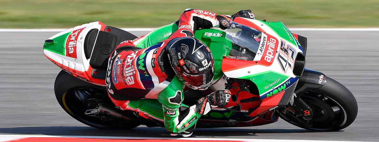 PENULTIMATE EUROPEAN CHALLENGE FOR APRILIA AT MOTORLAND ARAGÓN