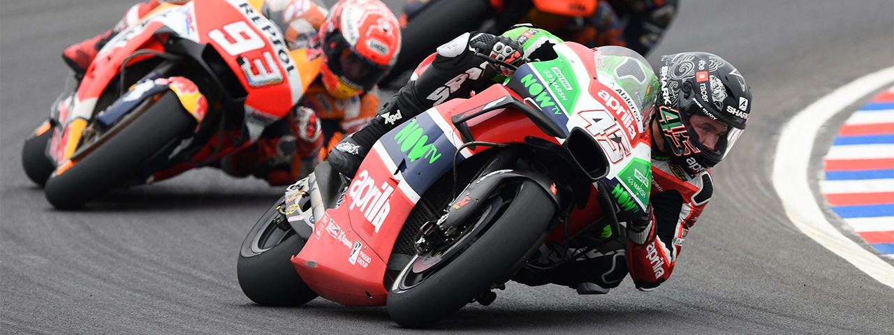 SCOTT REDDING EARNS HIS FIRST CHAMPIONSHIP POINTS WITH APRILIA