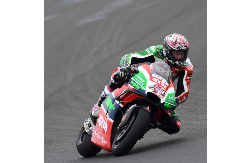 SCOTT REDDING EARNS HIS FIRST CHAMPIONSHIP POINTS WITH APRILIA_1