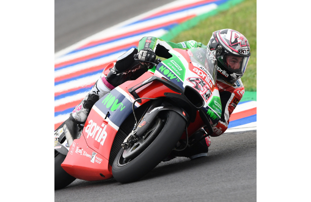 SCOTT REDDING EARNS HIS FIRST CHAMPIONSHIP POINTS WITH APRILIA_2