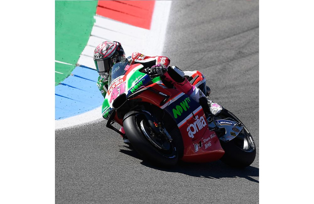 GOOD QUALIFIERS FOR ALEIX WHO RIDES HIS APRILIA TO THE THIRD ROW WITH THE SEVENTH PLACE TIME, JUST TWO TENTHS FROM THE POLE_2