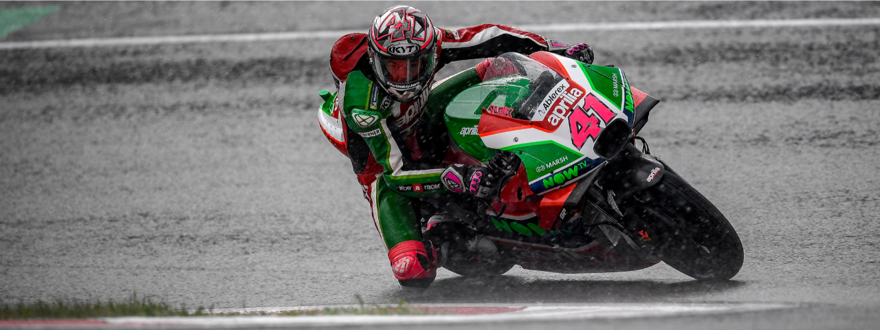 GOOD START TO THE WEEKEND FOR APRILIA IN AUSTRIA