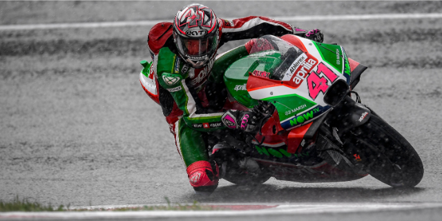 GOOD START TO THE WEEKEND FOR APRILIA IN AUSTRIA_thumb
