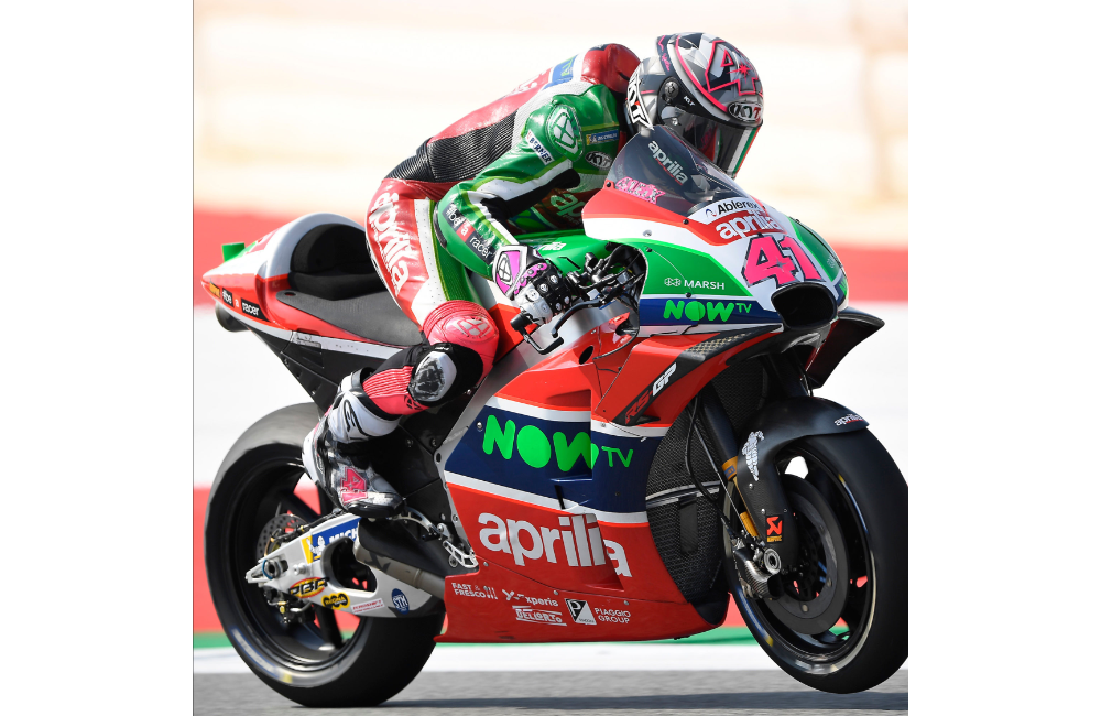GOOD START TO THE WEEKEND FOR APRILIA IN AUSTRIA_0