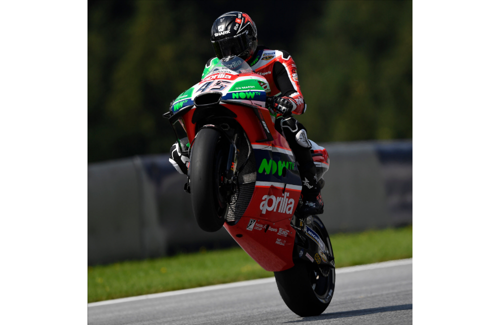 GOOD START TO THE WEEKEND FOR APRILIA IN AUSTRIA_1