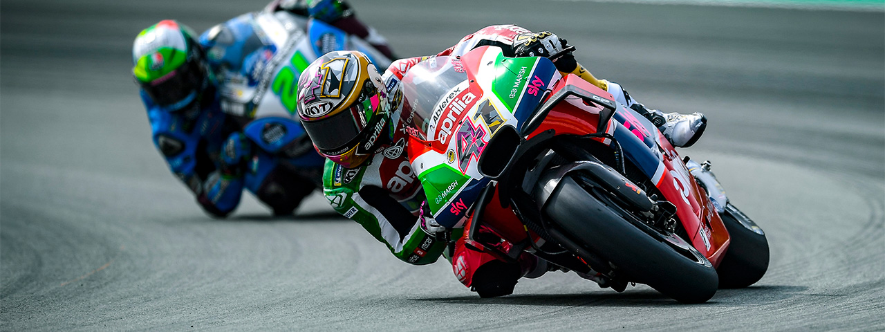 MOTOGP, QUALIFYING DAY IN BARCELONA