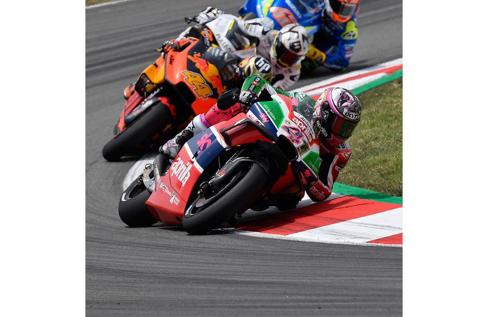 CATALUNYA GP, THE RACE_0