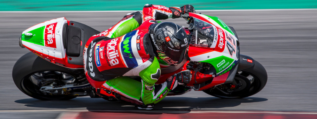 APRILIA ARRIVES IN LE MANS AFTER TWO INTENSE DAYS OF TESTING AT MUGELLO