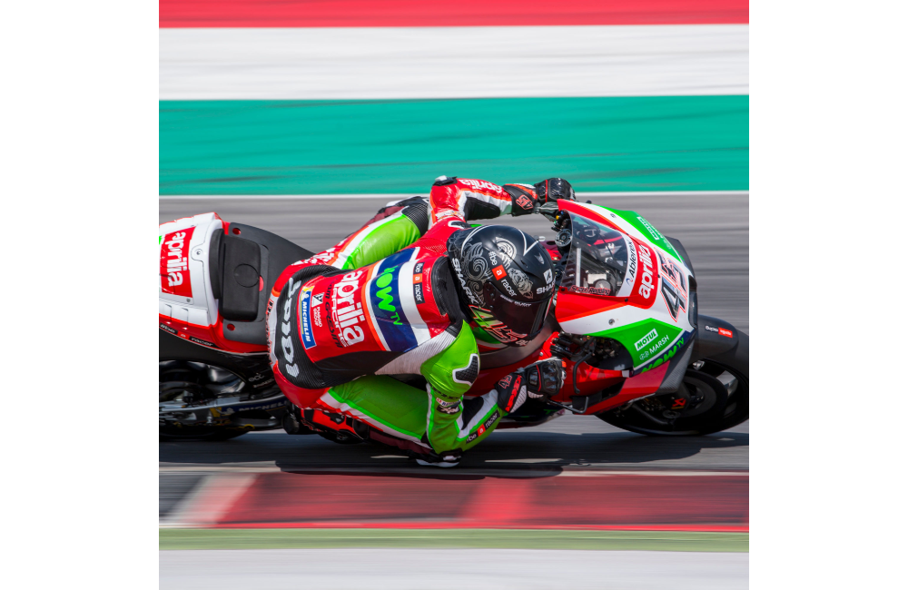 APRILIA ARRIVES IN LE MANS AFTER TWO INTENSE DAYS OF TESTING AT MUGELLO_1
