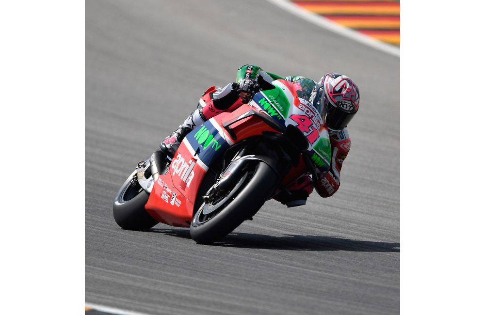 ESPARGARÓ AND REDDING TO START FROM THE SEVENTH ROW IN THE GP OF GERMANY_0